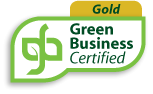 Green business certified web hosting
